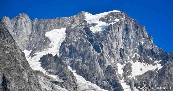 Valle d'Aosta, dispersi cinque escursionisti in Valpelline. Soccorsi complicati da una bufera