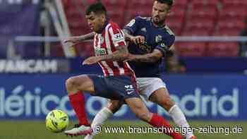 Primera Division: Meisterrennen in Spanien weiter offen: Atlético bleibt vorn