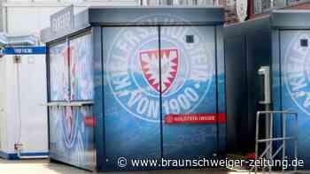Aufstieg vertagt: Kiel vergibt ersten Matchball