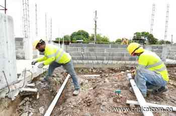 Meduca reanuda construcción del colegio en Soná - Crítica Panamá