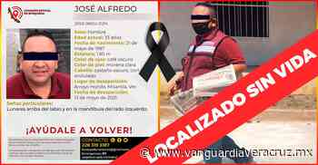 Identifican cuerpo localizado en Misantla; era candidato a la alcaldía - Vanguardia de Veracruz