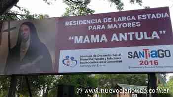 Artistas realizarán una pintada de mural en la residencia Mama Antula - Nuevo Diario de Santiago del Estero
