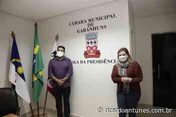 Garanhuns ganha R$ 190 mil de emenda para combate a Covid-19 - Ricardo Antunes
