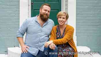 How Ben and Erin Napier Renovated an Entire Town for Hometown Takeover - Architectural Digest