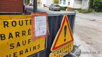 Bully-les-Mines/Grenay: après trois ans de travaux et du retard, les habitants de la rue Émile-Zola verront bientôt la fin de chantier - L'Avenir de l'Artois