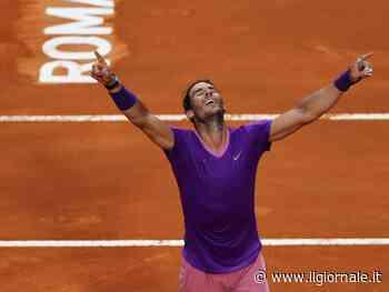 Nadal batte Djokovic e vince per la decima volta a Roma