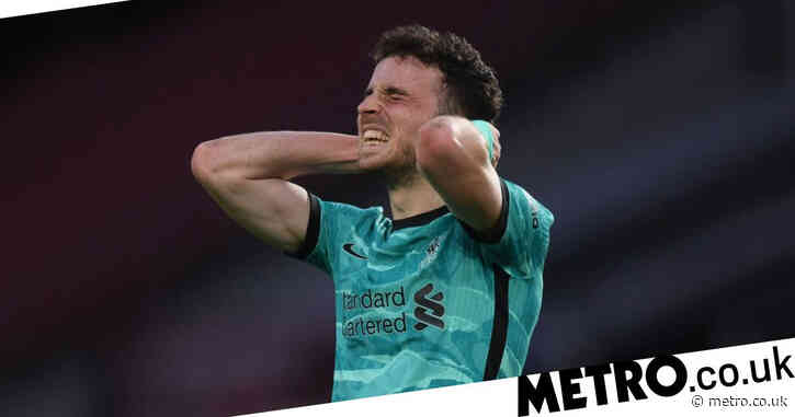 Liverpool boss Jurgen Klopp gives Diogo Jota injury update after West Brom win