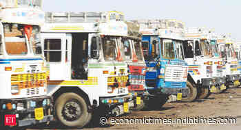 Relief to ecommerce, FMCG cos and transporters, as only temperature checks required at Maharashtra border - Economic Times