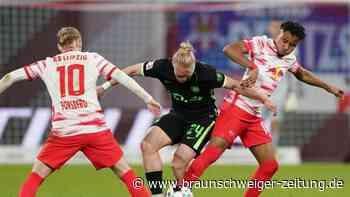 33. Spieltag: Leipzig Vizemeister, Wolfsburg dank Remis in Königsklasse