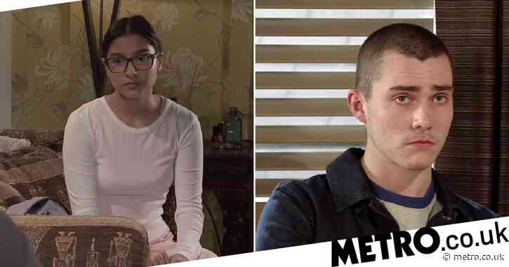 Coronation Street spoilers: Asha Alahan to die as she plays a dangerous game with violent Corey Brent?