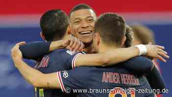 Ligue 1: Paris Saint-Germain mit Titel-Chance - Lille patzt