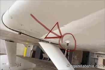 Vigilante rouba gasolina de avião de deputado em Itapetinga, e causa pane na aeronave - aGazeta Bahia