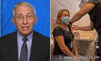 Fauci defends new face mask rules, says he hopes it's motivation to get vaccinated