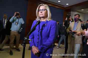 Liz Cheney calls her replacement Elise Stefanik 'complicit' in Trump's 'big lie'