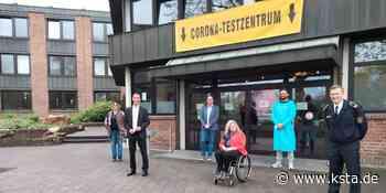 Kerpen: Im Rathaus eröffnet ein neues Corona-Testzentrum - Kölner Stadt-Anzeiger