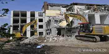 Kerpen: Abriss am Altenheim in Buir ist gestartet - Kölner Stadt-Anzeiger