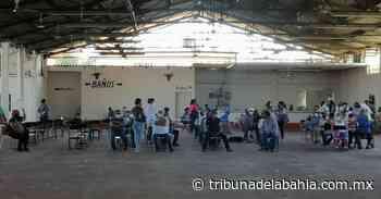 Continúa segunda aplicación de vacunas en San José del Valle - Noticias en Puerto Vallarta - Tribuna de la Bahía