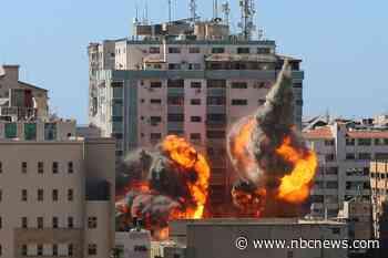 Netanyahu pledges 'full force' despite cease-fire calls; predawn Israeli airstrikes kill dozens