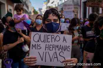 Puerto Rico's new tipping point: Horrific femicides reignite fight against gender violence