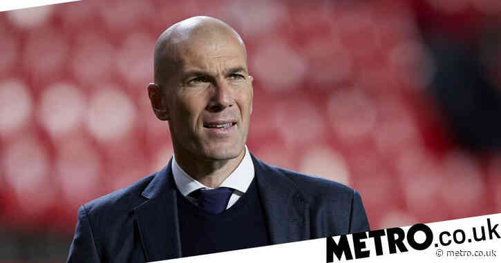 Zinedine Zidane responds to claims he has told Real Madrid squad he is leaving the club at the end of the season