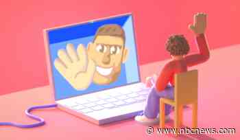 Smile and wave: Why you might be waving goodbye at the end of video calls