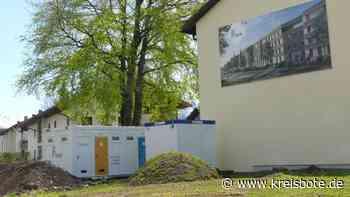 Goethe+ Baustelle: Geht es bald richtig los? - kreisbote.de