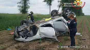 Incidente a Portogruaro, scontro tra due auto: ferita una donna - Nordest24.it