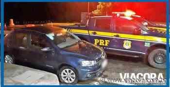 PRF recupera na BR-343 em Piripiri carro roubado em Teresina - Viagora