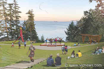 Colwood signs development agreement for Royal Beach at old quarry – Victoria News - Victoria News