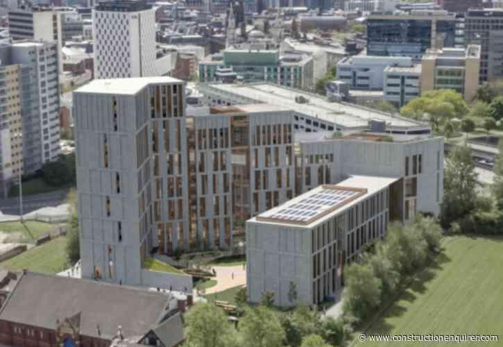 GMI wins £40m Leeds student rooms job