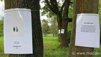 Kultur: Besonderes Huhn aus dem Lenné-Park Hoppegarten vermisst - moz.de