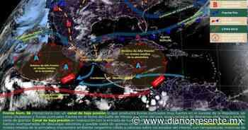 Se esperan lluvias de hasta 50 milímetros en Huimanguillo, Teapa y Tacotalpa - Diario Presente