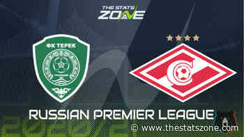 2020-21 Russian Premier League – Akhmat Grozny vs Spartak Moscow Preview & Prediction - The Stats Zone