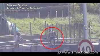 Las cámaras de Tigre evitaron un intento de suicidio en Ricardo Rojas - SMnoticias
