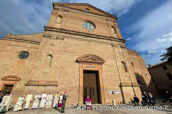 Sisma, a Ferrara riapre al culto la chiesa parrocchiale di Santo Spirito dopo il restauro - Regione Emilia Romagna