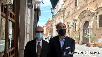 """Sanità, il sindaco Ferrara risponde a Gallucci: """"Non ho nessuna intenzione di gettare la spugna"""" - ChietiToday"""
