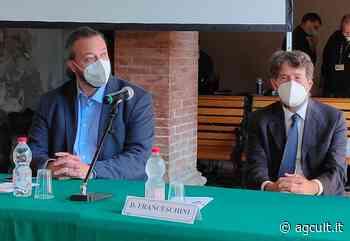 Ferrara: 100 anni Giorgio Franceschini, incontro Sindaco-Ministro - AgCult
