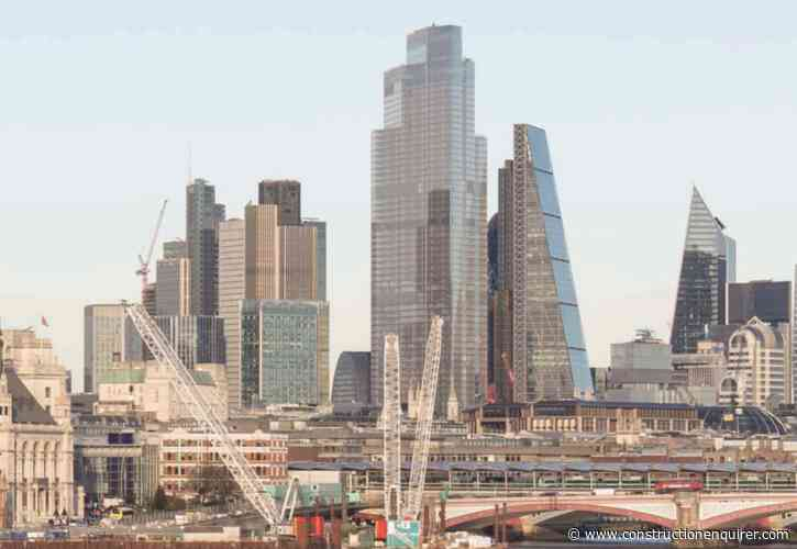 Revamp jobs drive 20% recovery in London office work