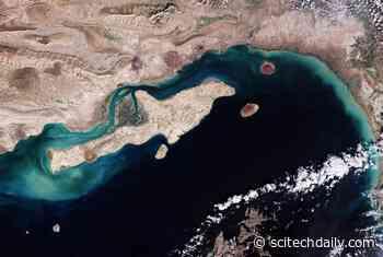 Exploring Earth From Space: Qeshm Island, Iran [Video]