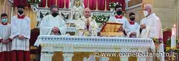 Lizzano, l'anniversario sacerdotale di don Zito - Corriere di Taranto - Corriere di Taranto