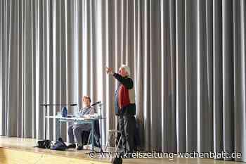 Hamburger Zeitzeugen waren am Gymnasium Neu Wulmstorf zu Gast: Sie lassen Geschichte lebendig werden - Nordhei - Kreiszeitung Wochenblatt