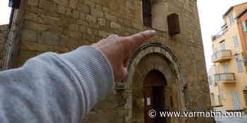 Les abeilles de l'église de nouveau protégées à Grimaud - Var-Matin