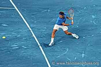 ThrowbackTimes Madrid: Roger Federer edges Milos Raonic after titanic battle - Tennis World USA