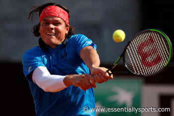 """""""They Just Do However They Want"""": Milos Raonic Disappointed with French Open 2021 Over Prize Money Reduction - EssentiallySports"""