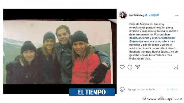 Iván Lalinde recordó a Lina Marulanda con fotos inéditas - El Tiempo