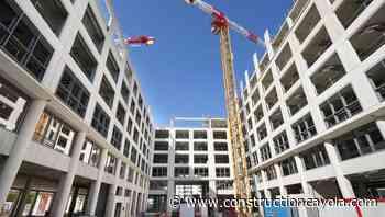 Villejuif : la préfabrication à l'honneur pour Nova Aragon - Construction Cayola