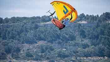 Mondial du vent : le Montpelliérain Titouan Galea, roi de Leucate - Midi Libre