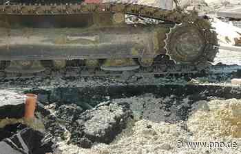 Mutwillige Sachbeschädigungen auf Baustelle in Kirchaitnach - Kollnburg - Passauer Neue Presse