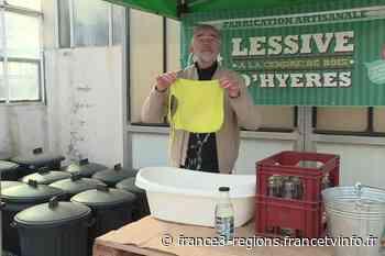 PrioriTerre à Hyeres (83) : Lessive d'Hyeres, la lessive zéro déchet à la cendre de bois - France 3 Provence-Alpes-Côte d'Azur - France 3 Régions