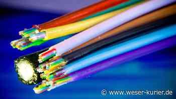 Glasfaser-Ausbau in Osterholz-Scharmbeck: Projekt beginnt im Juni - WESER-KURIER - WESER-KURIER